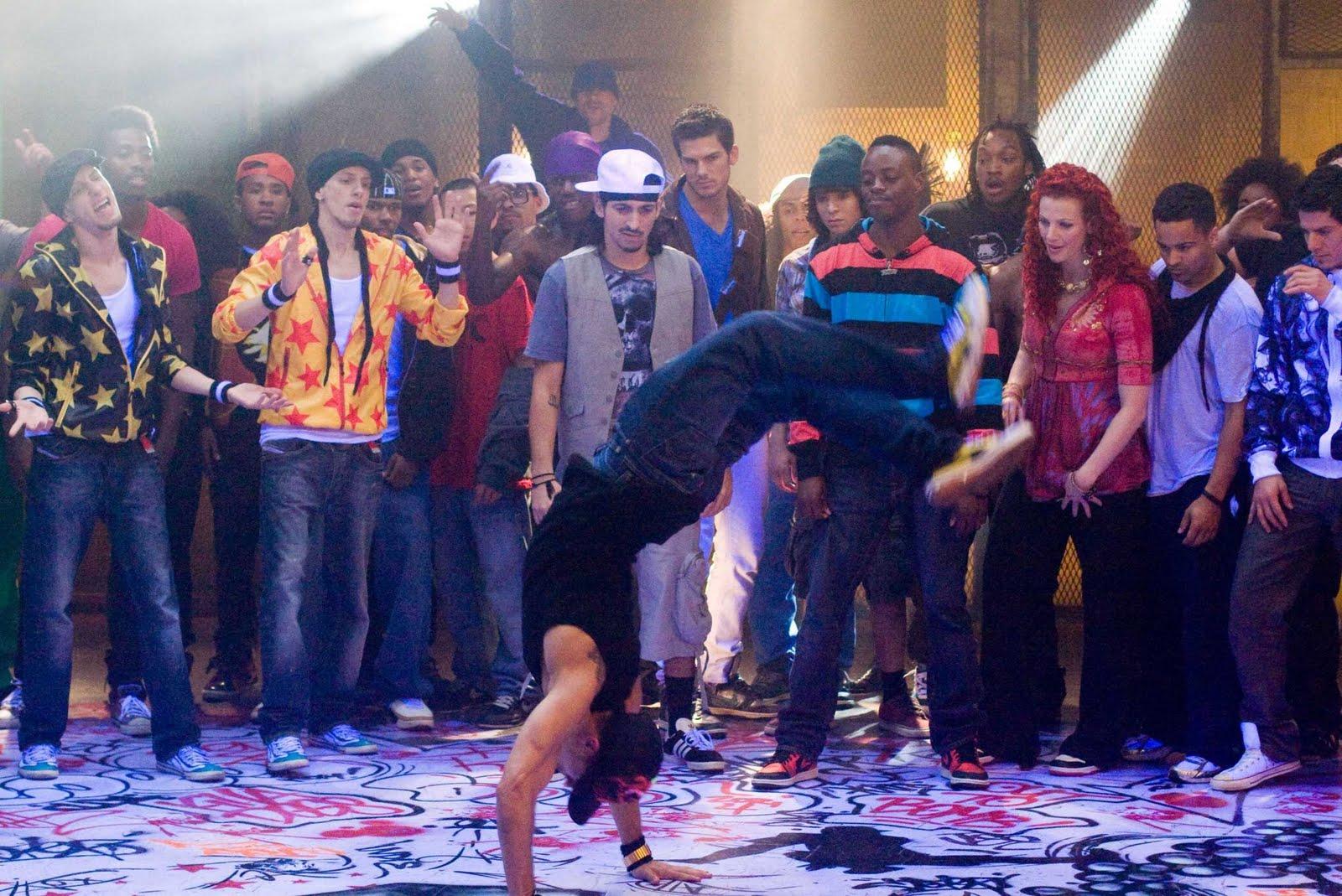 Underground Street Fighting Step Up 3D (2010)   Jo...